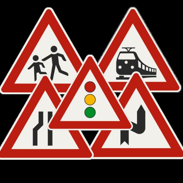 Výstražné značky