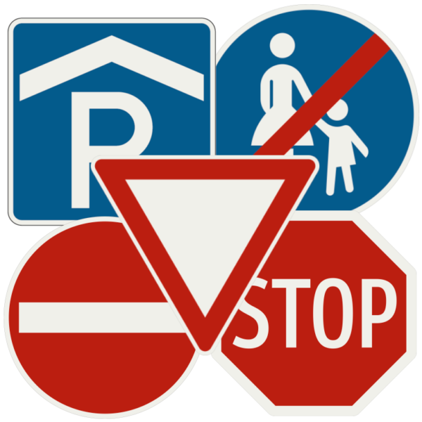 Regulačné značky